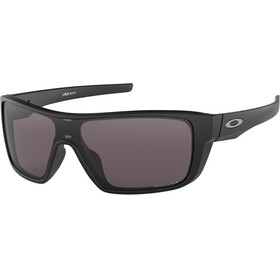 Oakley Straightback Sunglasses Matte Black/Prizm Black